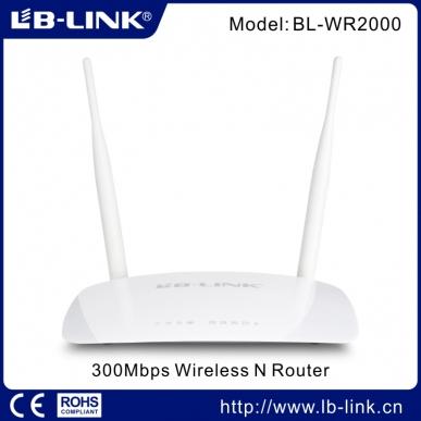 bl-wr2000-lblink-300mbps-dsl-router