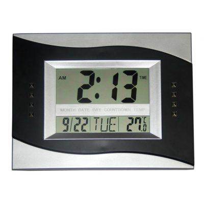 Rectangular Digital Wall Clock