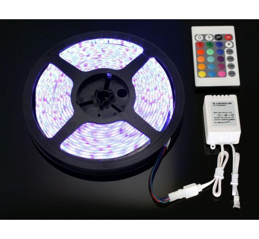 5M LED RGB Flexible Light Tape