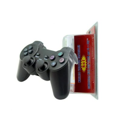 2.4Ghz Wireless Vibration Controller For PS3PS2 & PC