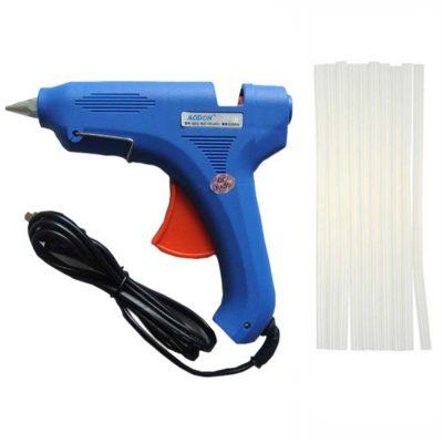 High-Temp-Heater-Melt-Hot-Glue-Gun-80W-Electric-Heat-Temperature-Graft-Repair-With-10Pcs-160mm