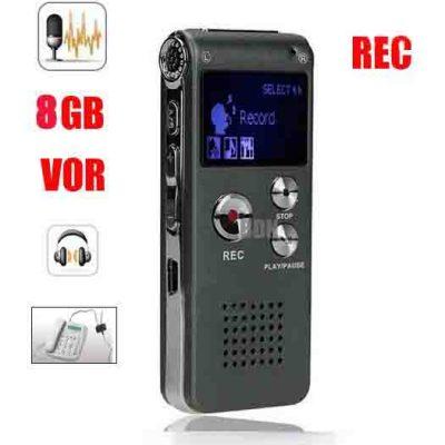 8gb voice recorder 3