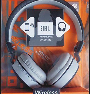 JBL Wireless Headphone MS 881C