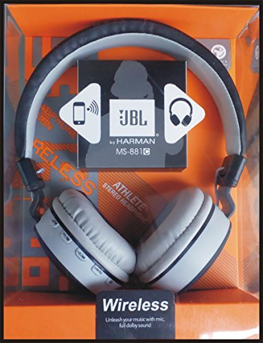 efc84a62b5c JBL MS-881C Full Dolby Sound Bluetooth headphone With FM and micro ...