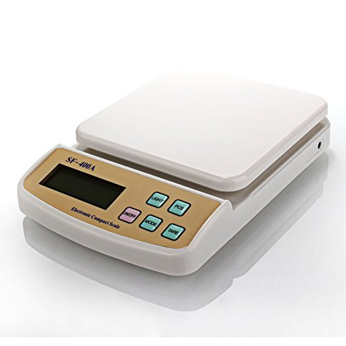 Sf 400a 7 kg digital multi purpose kitchen weighing scale for Best smart kitchen scale