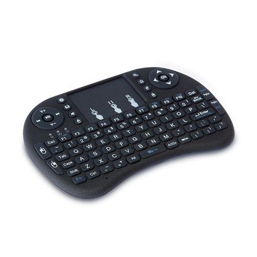 Mini Wireless Keyboard Touchpad Mouse Combo Rp002 Best