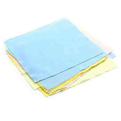 Microfiber screen and glass cleaning cloths 20 piece for Glass cleaning towels