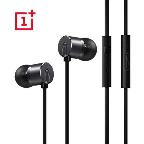 f8e7d1d5184 Original OnePlus Bullets Earphones V2 Black Headset With Mic | Best ...